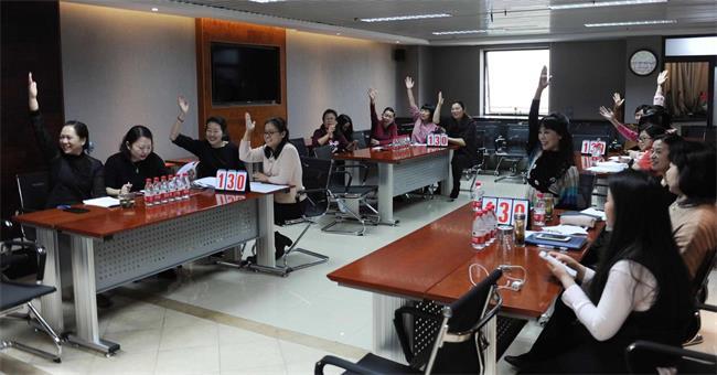 """中国认证认可协会举办庆三八""""巾帼绽放 逐梦前行""""知识竞赛"""